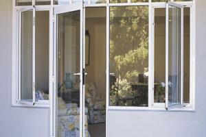 pintu aluminium untuk rumah